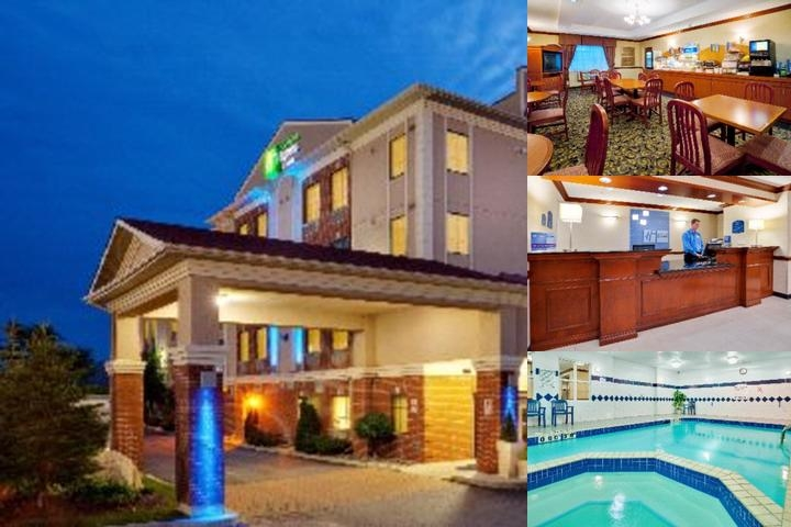 Holiday Inn Express Hotel & Suites Barrie photo collage