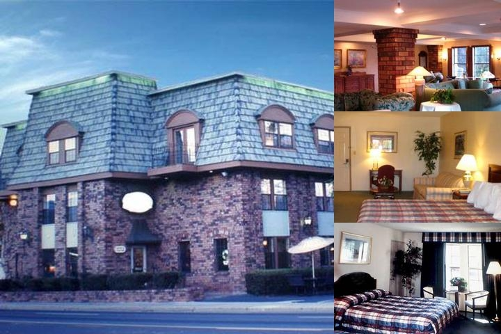 Hardman House photo collage