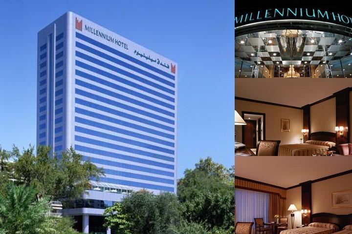 Millenium Copthrone Hotel Dubai Airport