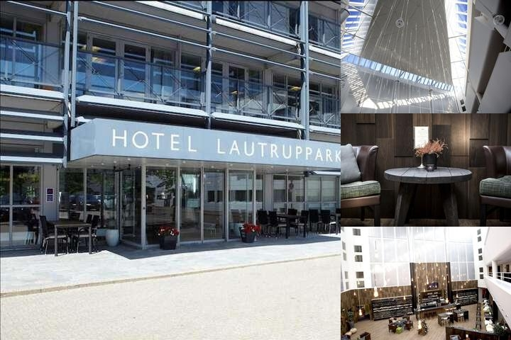 Hotel Lautruppark photo collage