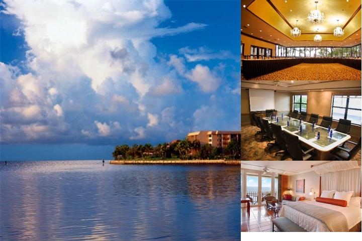 The Grove Isle Hotel & Spa photo collage