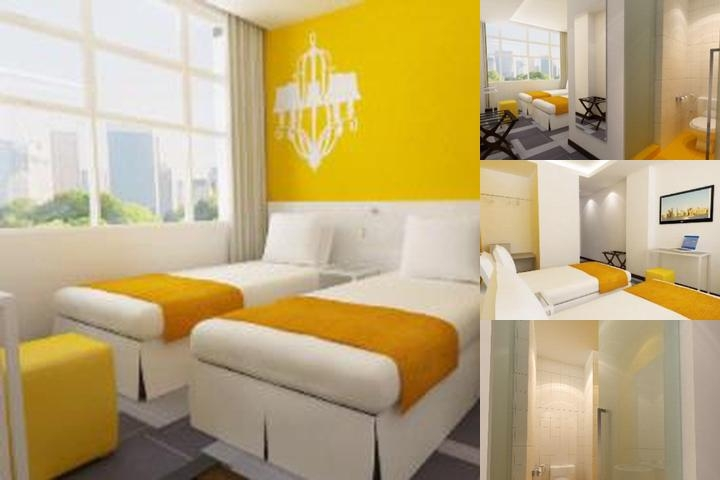 Citrus Hotel Johor Bahru photo collage
