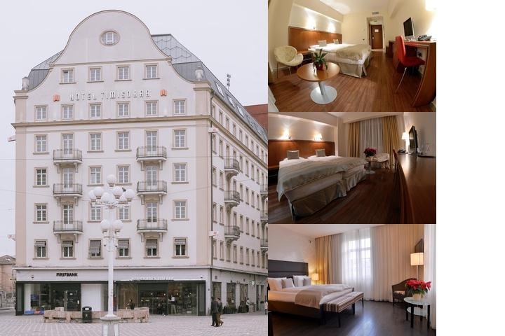 Hotel Timisoara photo collage