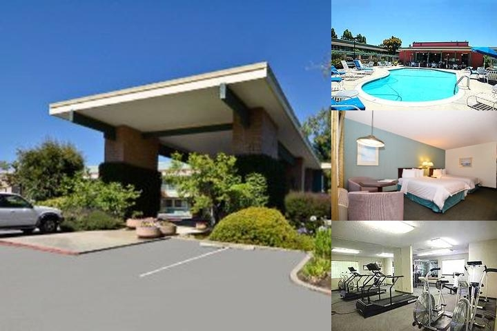 Days Inn & Suites Sunnyvale photo collage