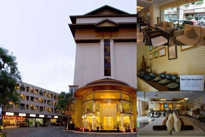 Maninarakorn Hotel photo collage