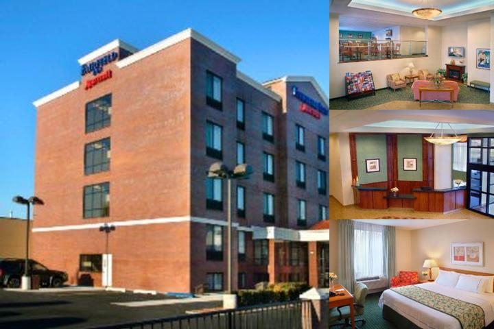 Fairfield Inn New York Laguardia Airport / Astoria photo collage