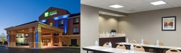 Holiday Inn Express Gas City photo collage