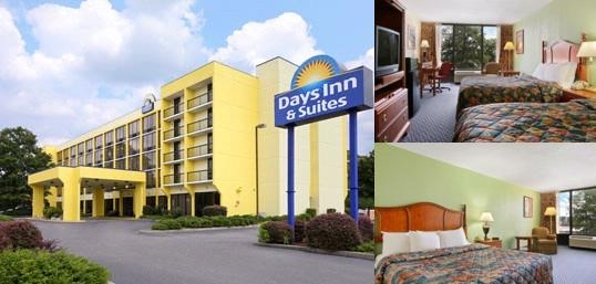 Days Inn & Suites Se Columbia / Ft. Jackson photo collage