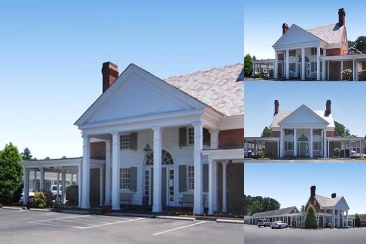 Rodeway Inn Historic photo collage
