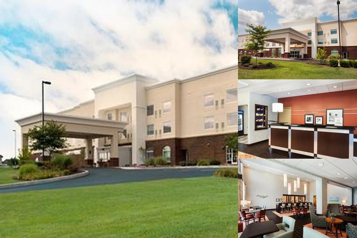 Country Inn & Suites by Carlson Hershey photo collage