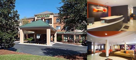 Courtyard by Marriott Valdosta photo collage