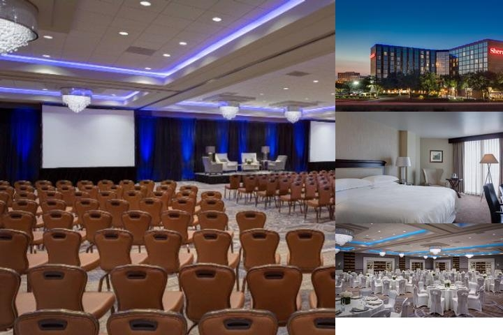 Sheraton Brookhollow photo collage