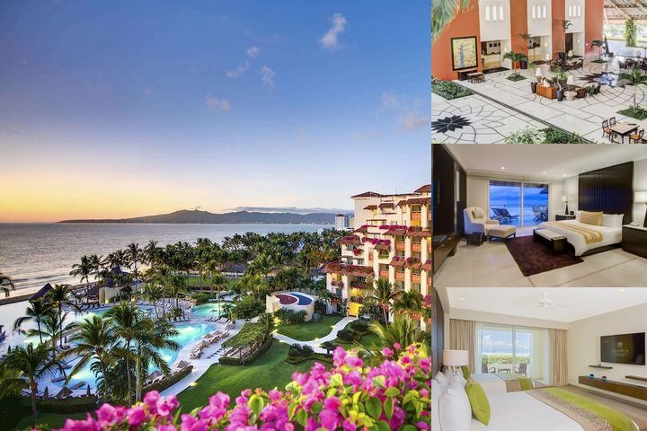 Grand Velas Riviera Nayarit All Inclusive photo collage