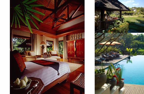 Four Seasons Resort Chiang Mai photo collage