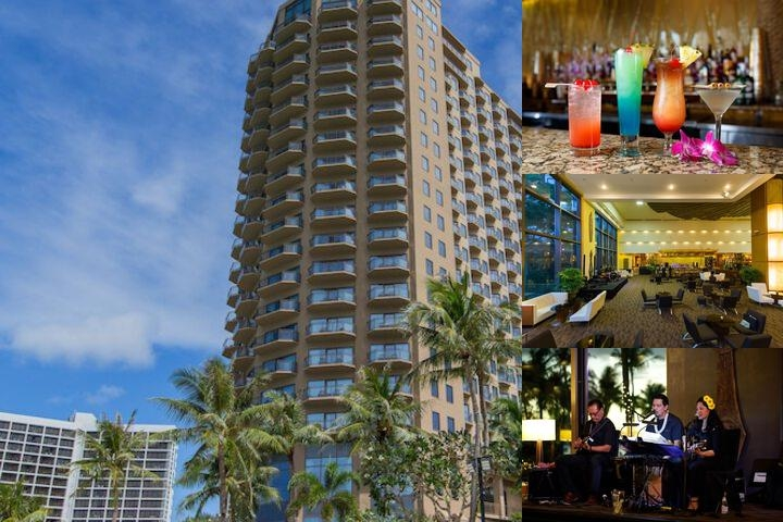 Outrigger Guam Resort photo collage