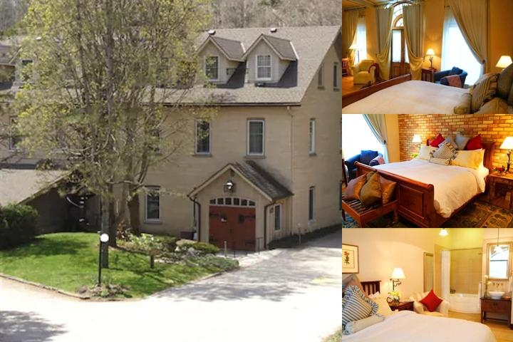Benmiller Inn & Spa photo collage
