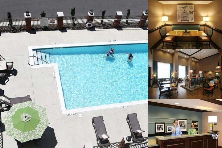 Hampton Inn & Suites Swansboro Near Camp Lejeune photo collage
