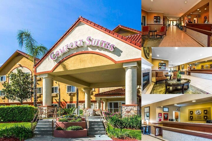 Comfort Suites Near Six Flags Magic Mountain photo collage