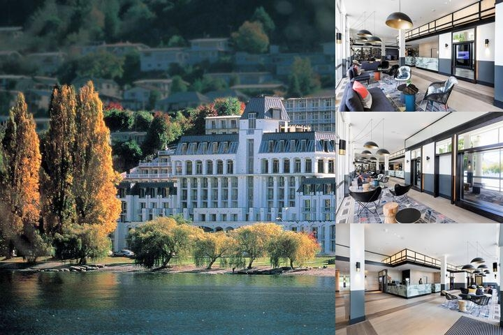 Rydges Lakeland Resort Queenstown photo collage