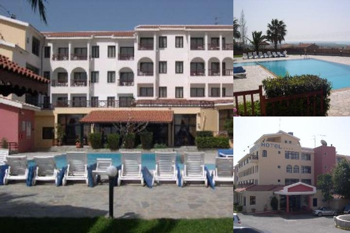 Episkopiana Hotel photo collage