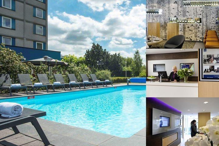 Novotel Eindhoven photo collage