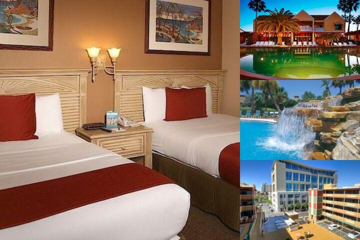 Legacy Vacation Resorts photo collage