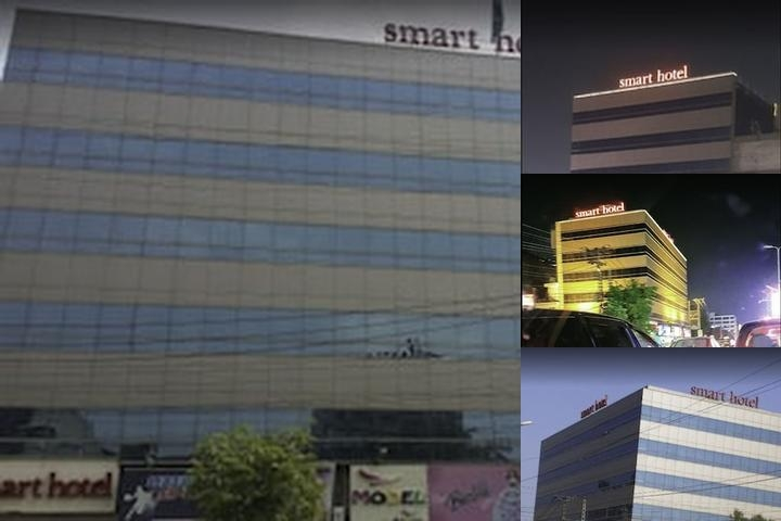 Smart Hotel Lahore photo collage