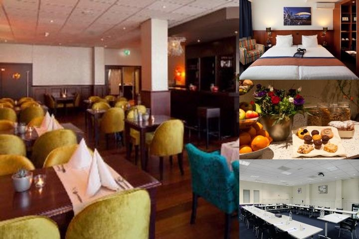 Mercure Eindhoven photo collage