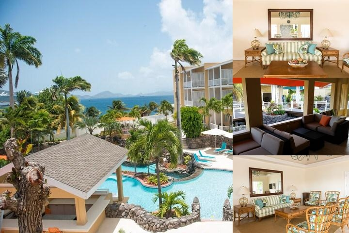 Ocean Terrace Inn photo collage