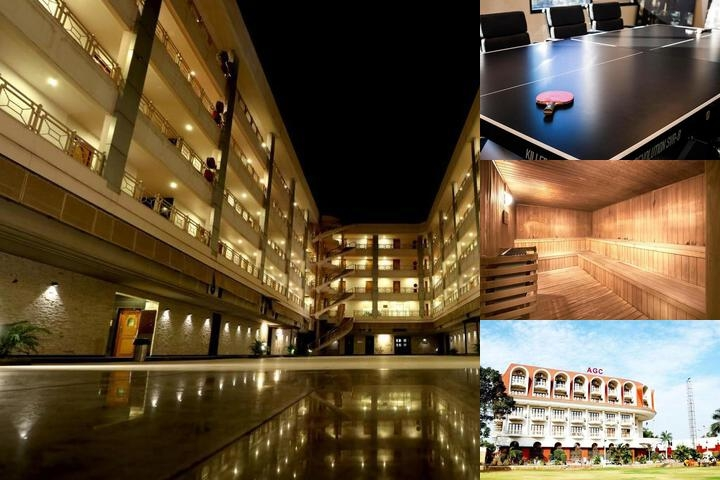 Hotel Agc photo collage
