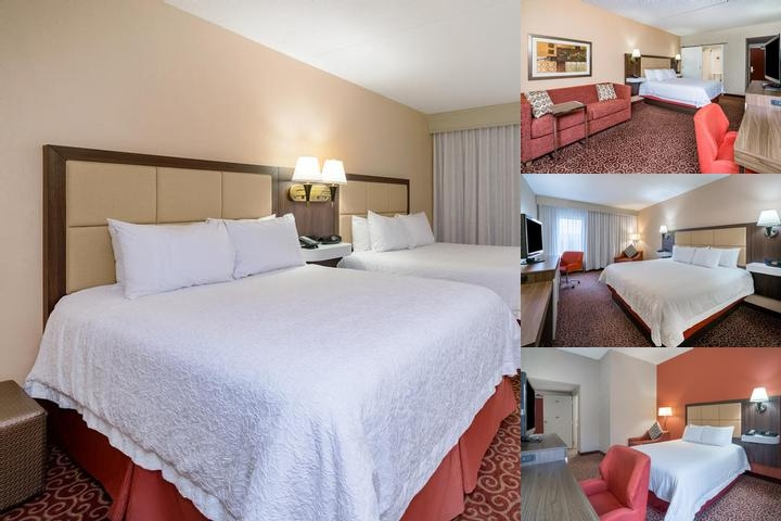 Hampton Inn Frostburg photo collage