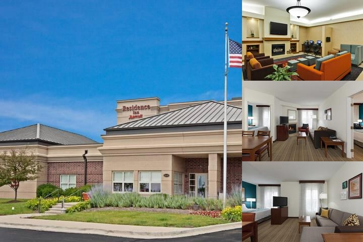 Marriott Residence Inn Naperville / Warrenville photo collage
