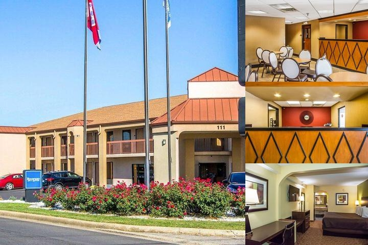 Rodeway Inn & Suites North photo collage
