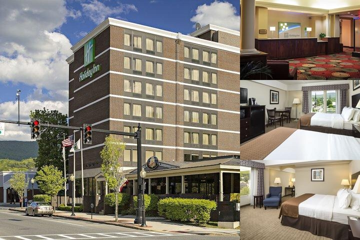 Holiday Inn Berkshires photo collage