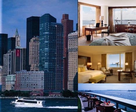 The Ritz Carlton New York Battery Park photo collage