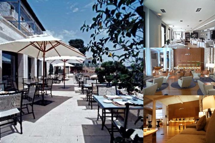 Hotel Hospes Maricel & Spa photo collage