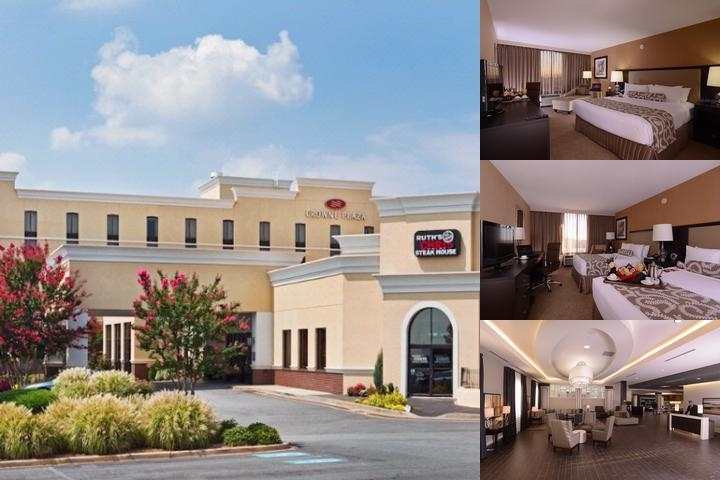 Crowne Plaza Greenville photo collage