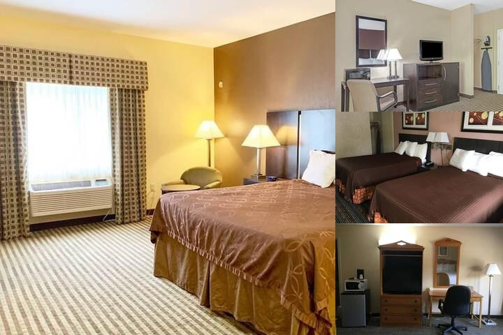 Whitney Inn & Suites photo collage