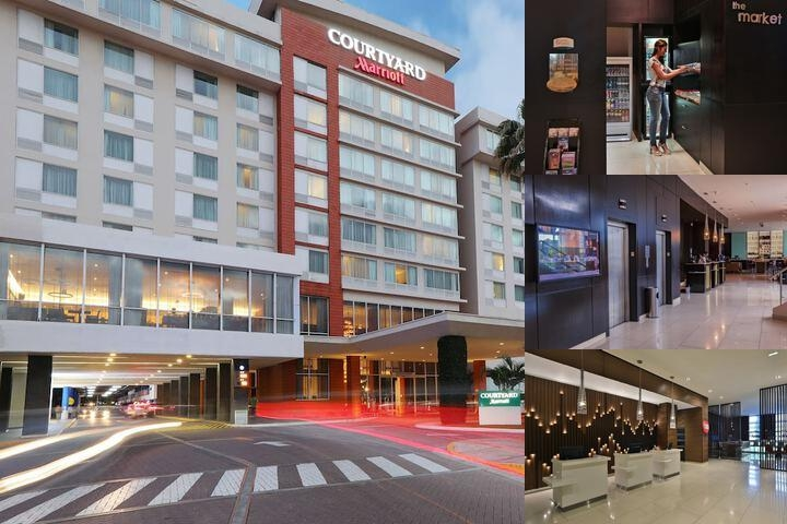 Courtyard by Marriott Panama at Multiplaza Mall photo collage
