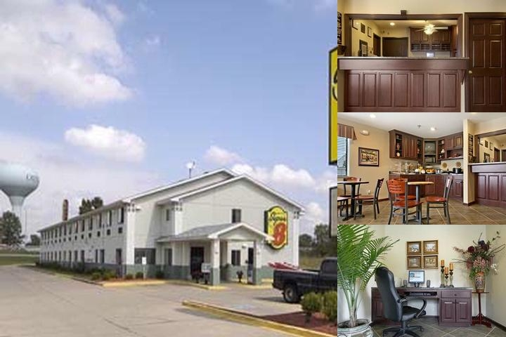 Super 8 of Owensboro photo collage
