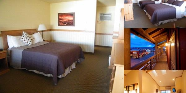Cousins Country Inn photo collage