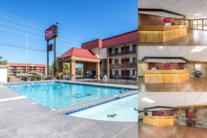 Pigeon Forge Inn & Suites photo collage