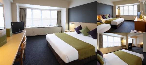 Mercure Hotel Auckland photo collage