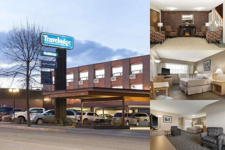 Travelodge Prince George photo collage