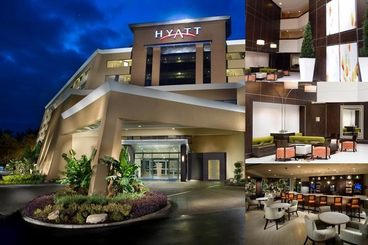 Hyatt Regency Suites Atlanta Nw photo collage