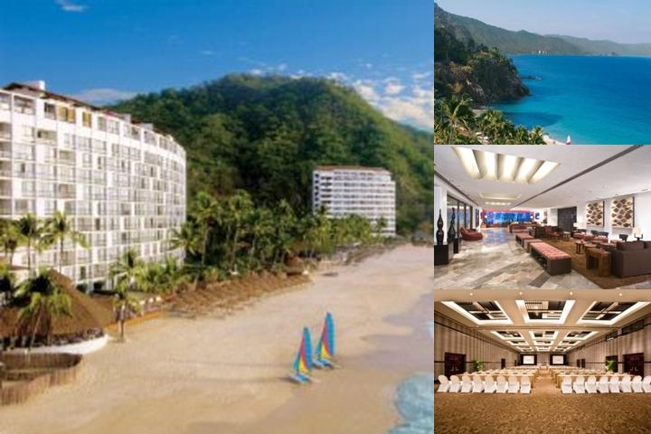 Dreams Puerto Vallarta Resort & Spa All Inclusive photo collage