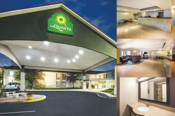 La Quinta Inn Waldorf photo collage
