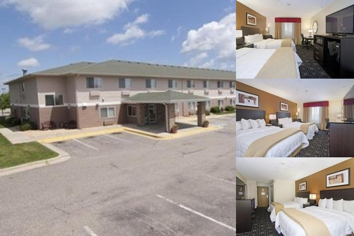 Mankato Quality Inn photo collage