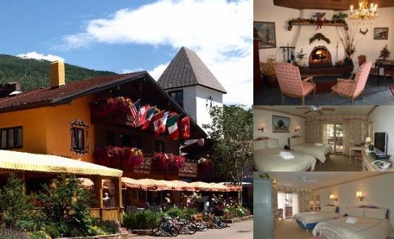 Hotel Gasthof Gramshammer photo collage