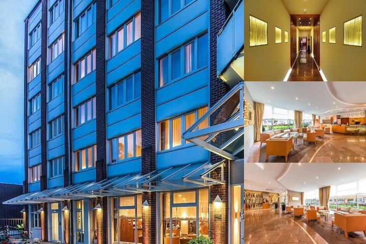 Best Western Plus Delta Park Hotel Mannheim photo collage